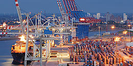 Containerterminals