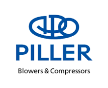 Logo Piller Blowers & Compressors